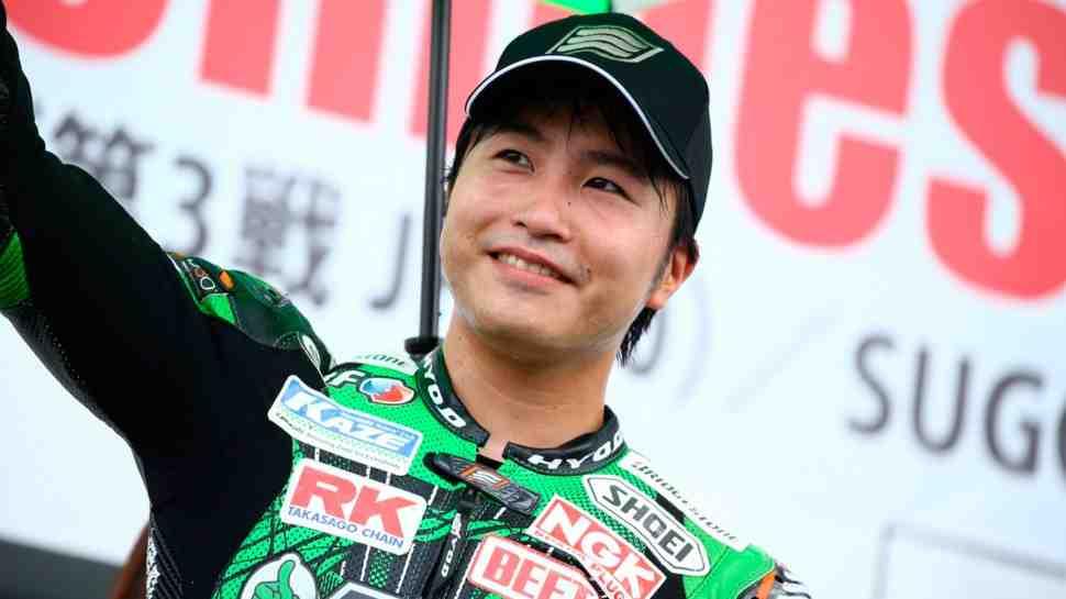 Японцы возвращаются в WSBK: Казуки Ватанабе и Джино Ри - новый состав Team GoEleven