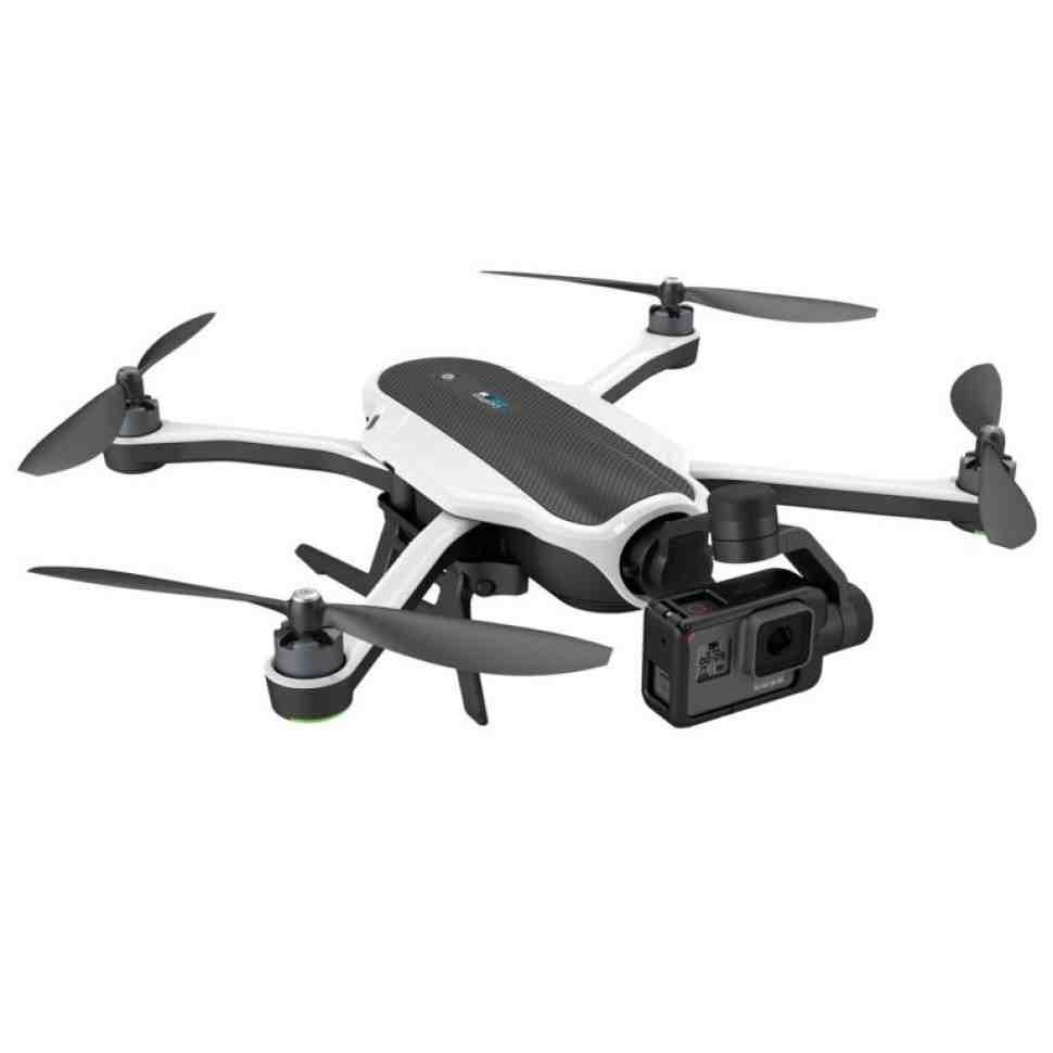 Karma: GoPro выпустила дрон для активной съемки