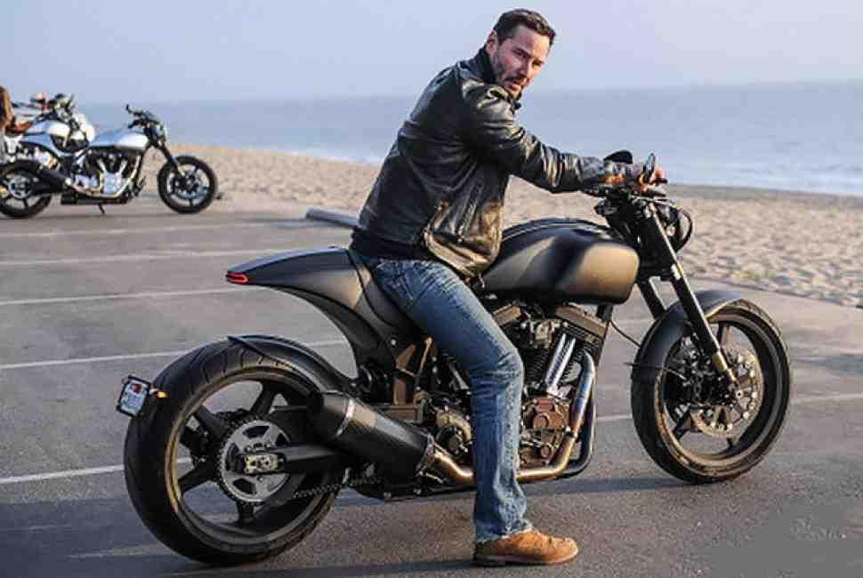 Киану Ривз представит свои мотоциклы на Suzuka 8 Hours