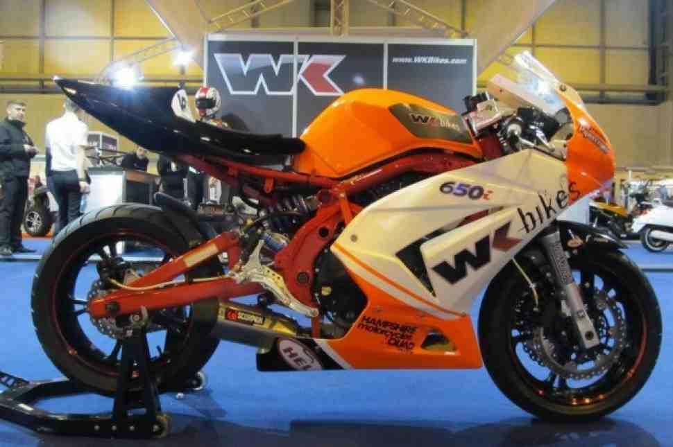 Китайский мотоцикл появится на гонке Isle of Man TT