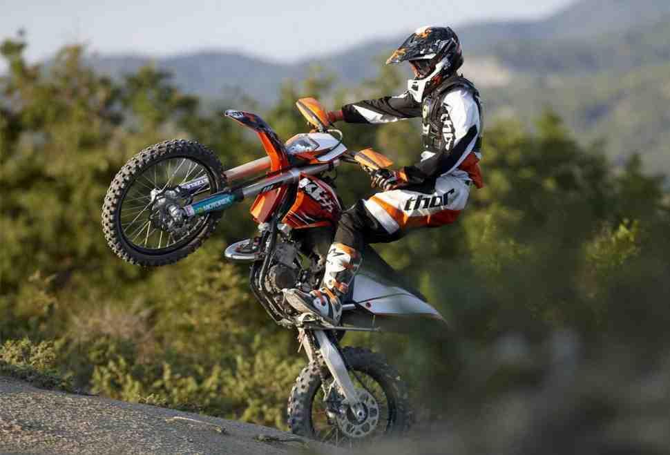 Конец эры 2-тактных моторов: KTM - первая жертва Euro4