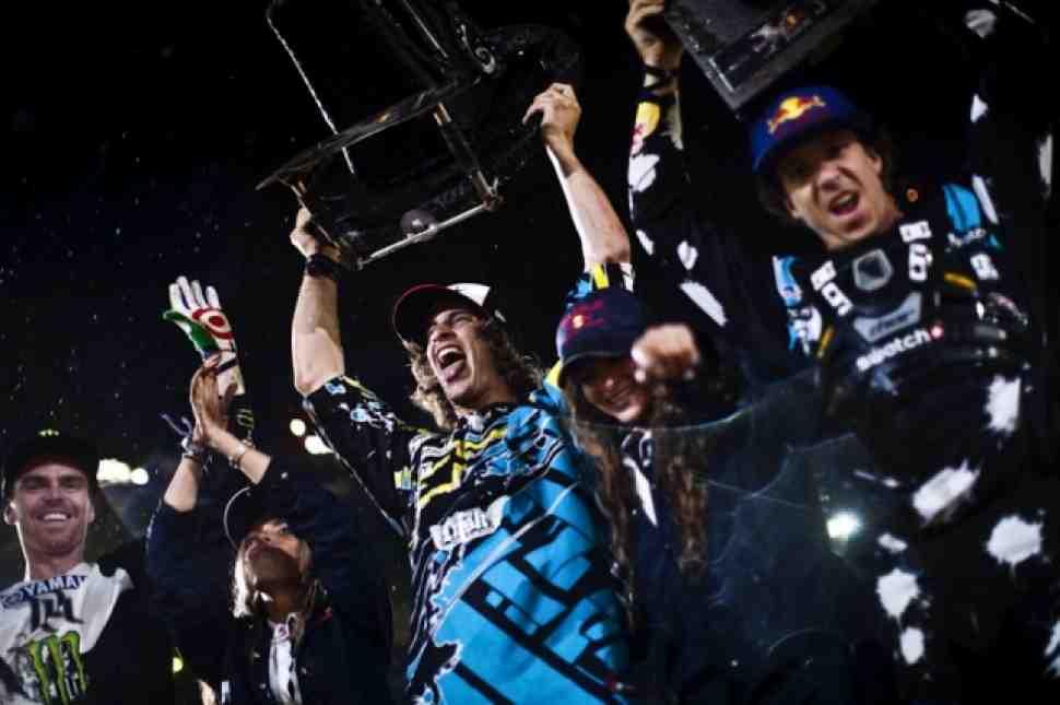 Конкурс Red Bull X-Fighters - победители определены!
