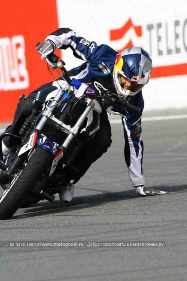 Крис Пфайффер не прошел мимо Гран При Германии по MotoGP (фото)