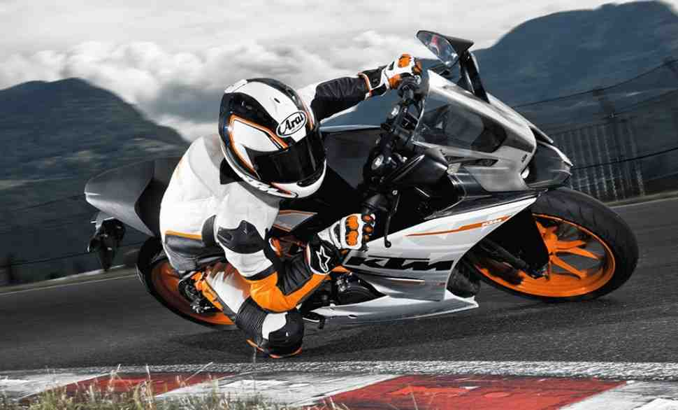 KTM RC390: Ride-by-wire и много нового