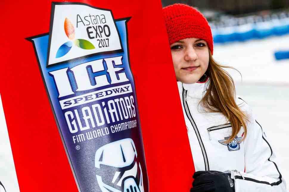 ЛЧМ Ice Speedway Gladiators 2016 продолжится в Алмате