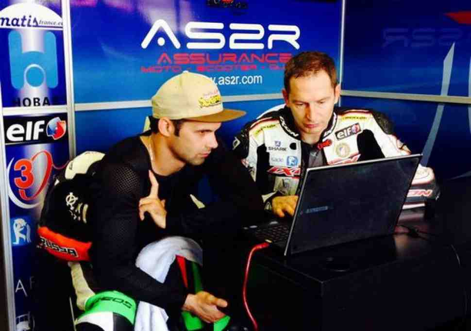 Le Mans 24: Леонов обживается в гараже R2CL Suzuki