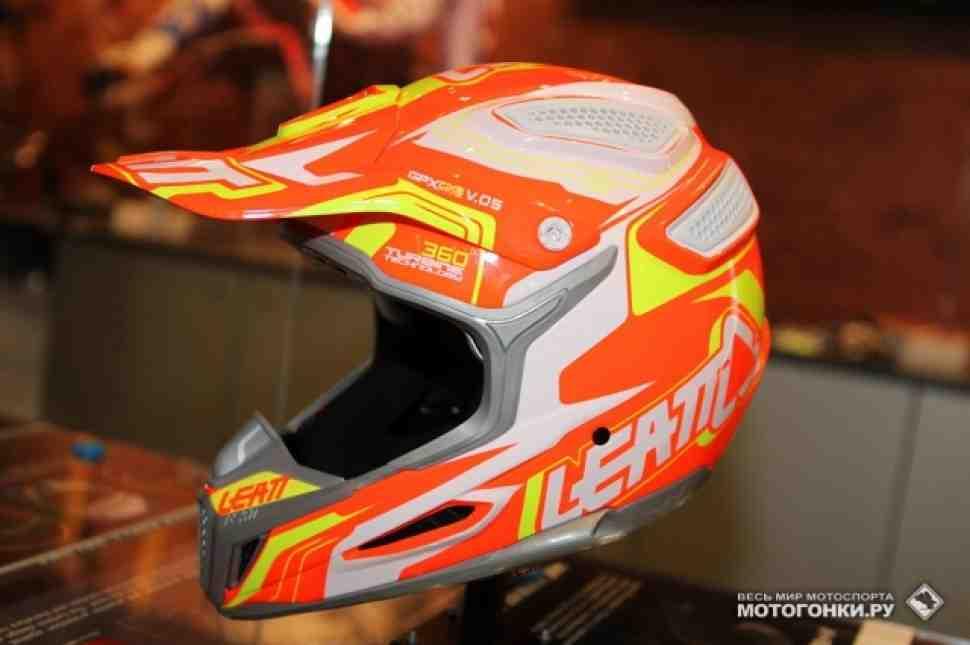 LEATT GPX 5.5: Новая глава в истории шлемов для мотокросса