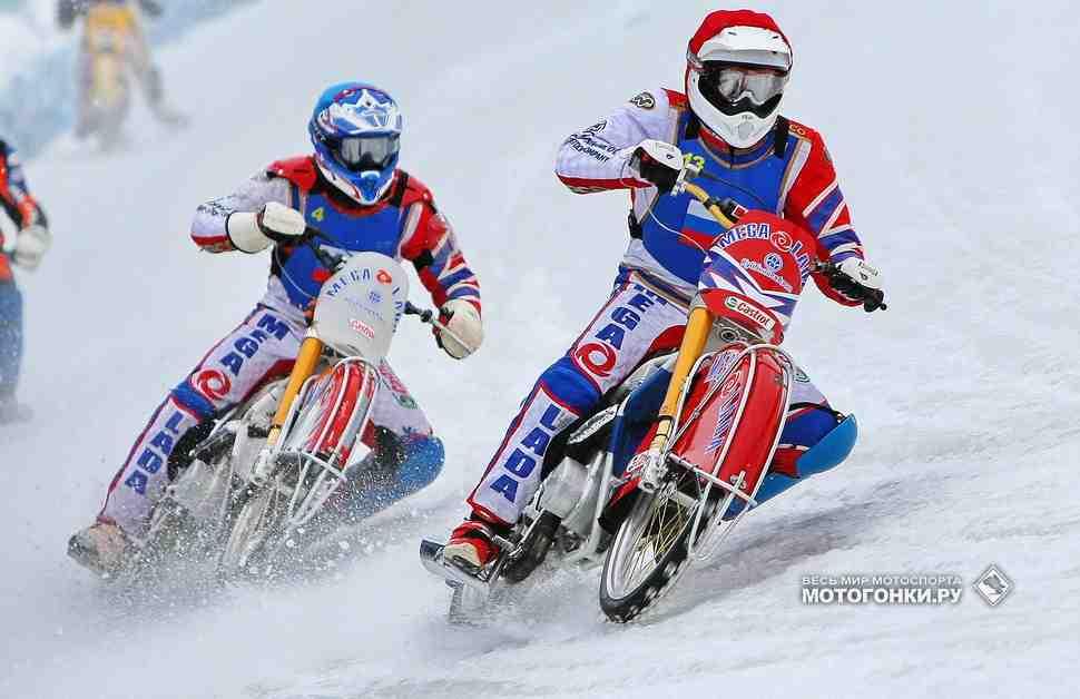 Ледовый спидвей - Ice Speedway Gladiators: лед в Зорком будет готов к пятнице
