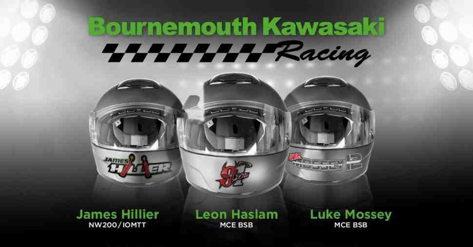 Леон Хезлам остается отстаивать честь Kawasaki в British Superbike