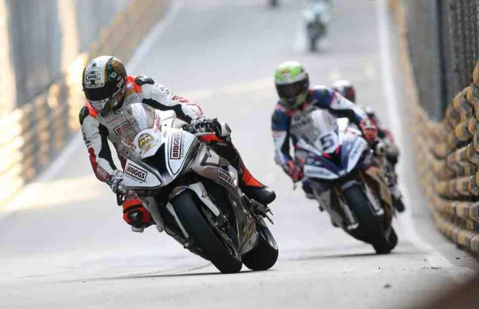 Macau Motorcycle Grand Prix 2015: полное видео гонки