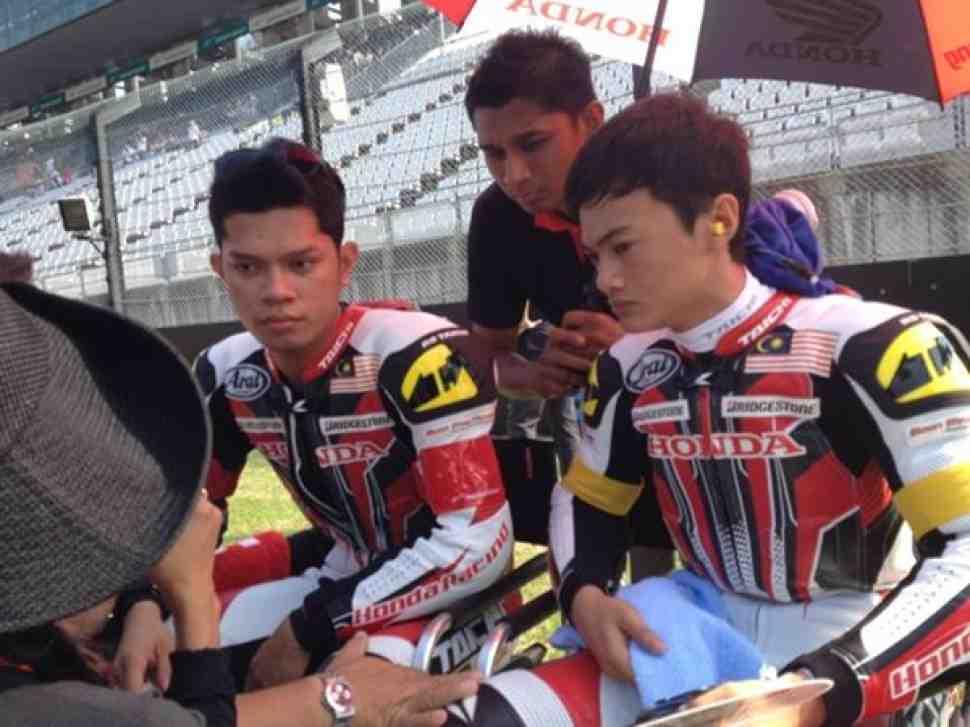 Малазийская Honda выигрывает SUZUKA 4 Hours