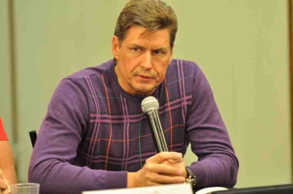 Марафон: Александр Лункин о сезоне-2012