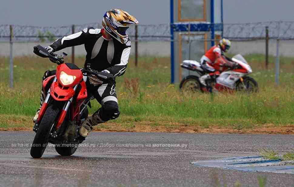 Мастер-класс Ducati в Мячково - 19 сентября