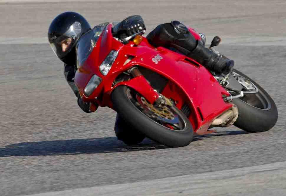 Мастер-класс и тест-драйв Ducati в Мячково