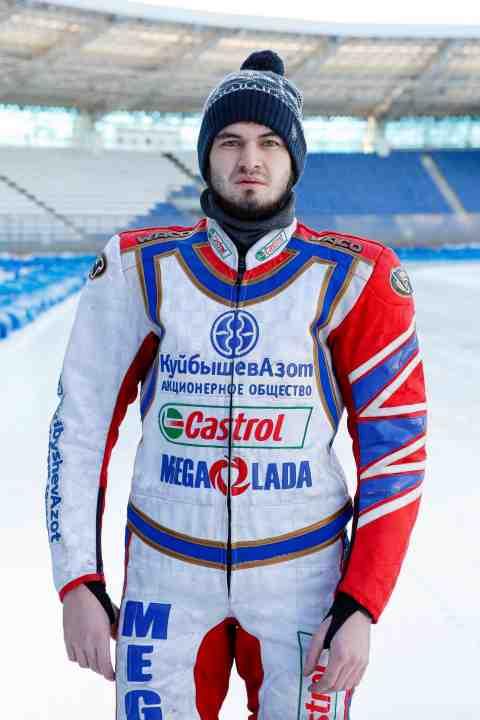 Мега-Лада: Игорь Сайдуллин – настоящий боец!