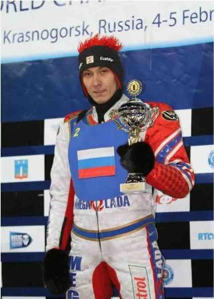 Мега-Лада: Иванов лидирует в чемпионате мира