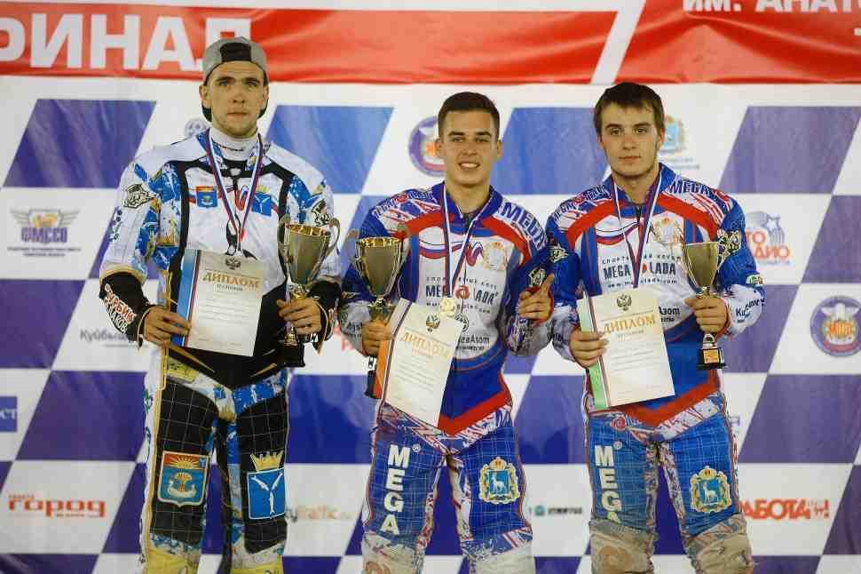 Мега-Лада: Роман Лахбаум – чемпион России!