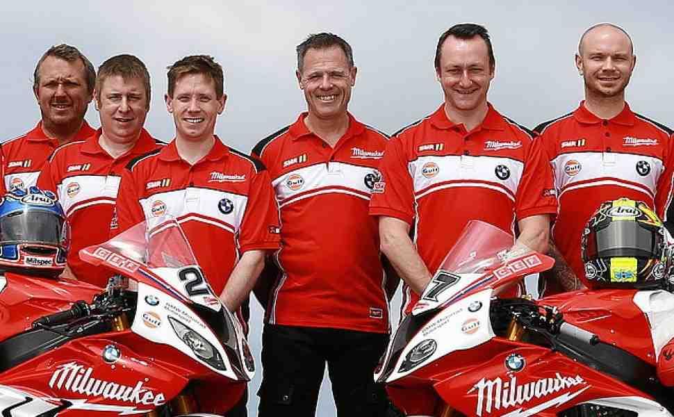 Milwaukee Aprilia Racing: официальное возвращение Ноале в WSBK