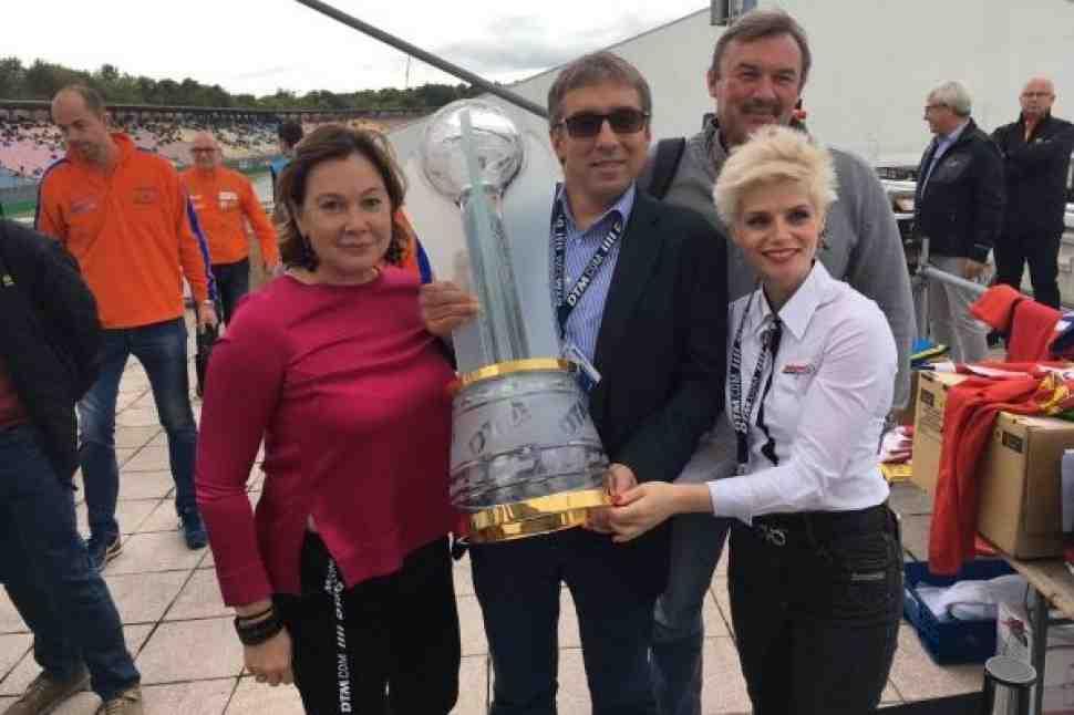 Moscow Raceway признан лучшим автодромом года в DTM
