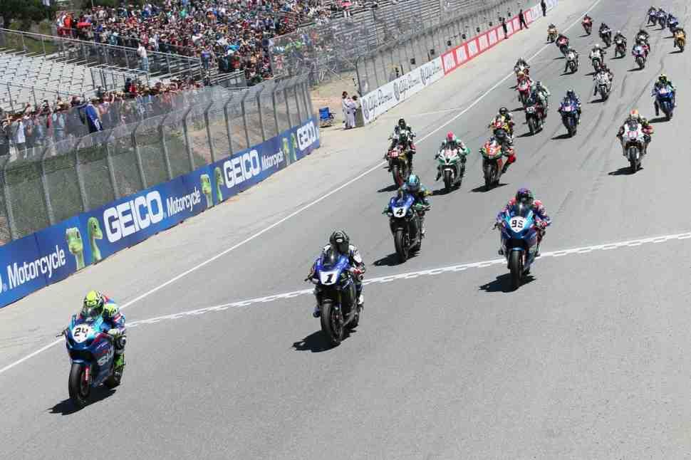 MotoAmerica не планирует копировать правила World Superbike