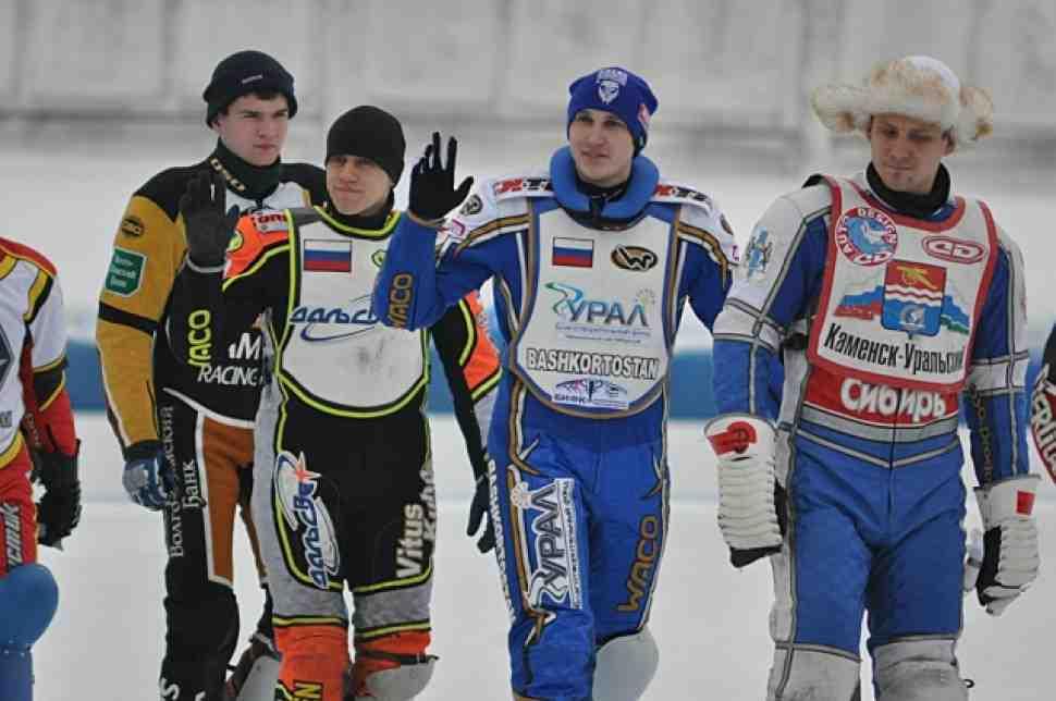 Мотогонки на льду: о состоянии Дмитрия Колтакова