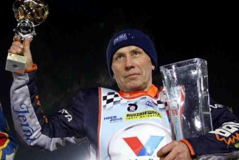 Мотогонки на льду: Серениус снова побеждает!