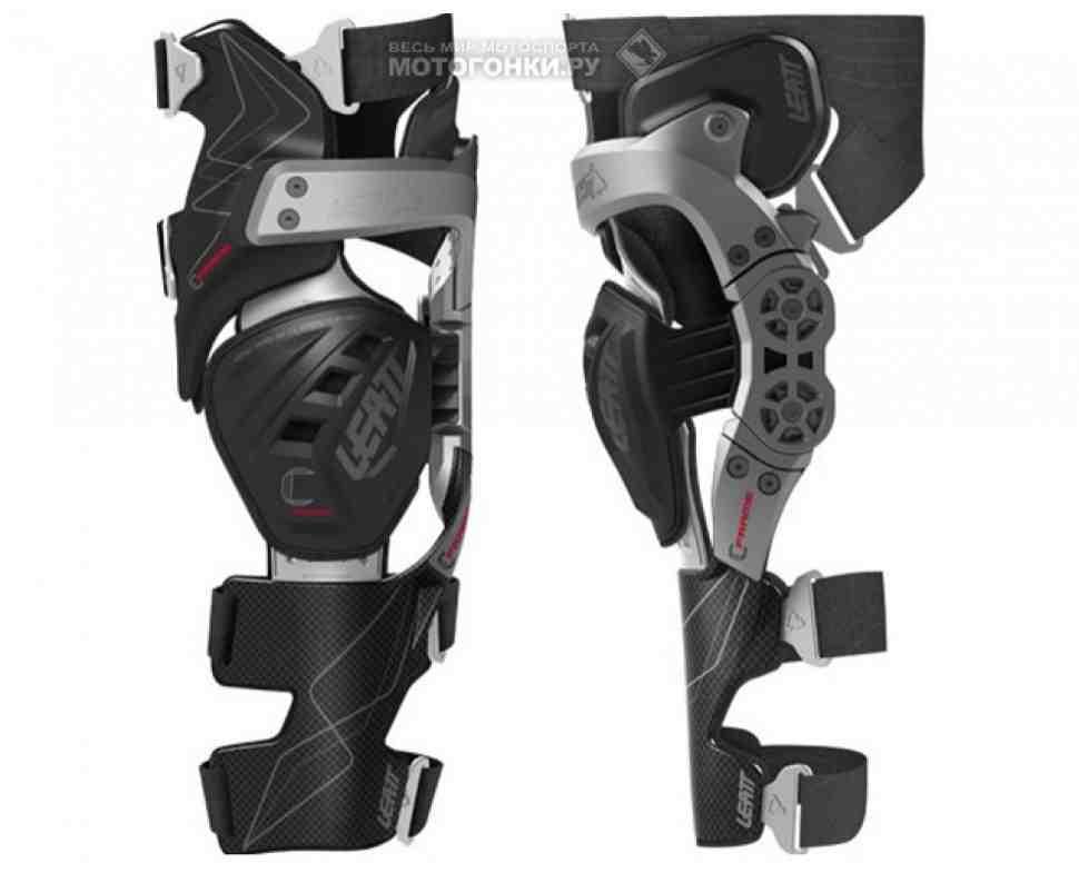 Мотокросс и эндуро: Leatt C-Frame - революция в защите колен