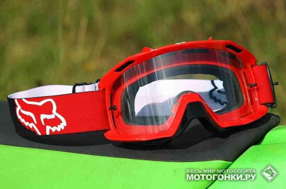 Мотокросс: обзор FOX Racing AIRSPC модели 2014 года