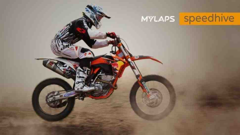 MyLaps представила новое мобильное приложение Speedhive