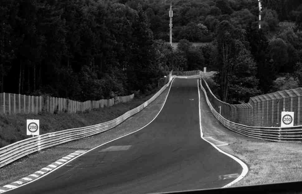На Nurburgring Nordschleife введено ограничение скорости
