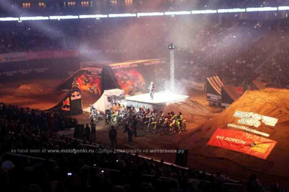 NIGHT of the JUMPs: Чемпионат мира 2011 стартует в Турине