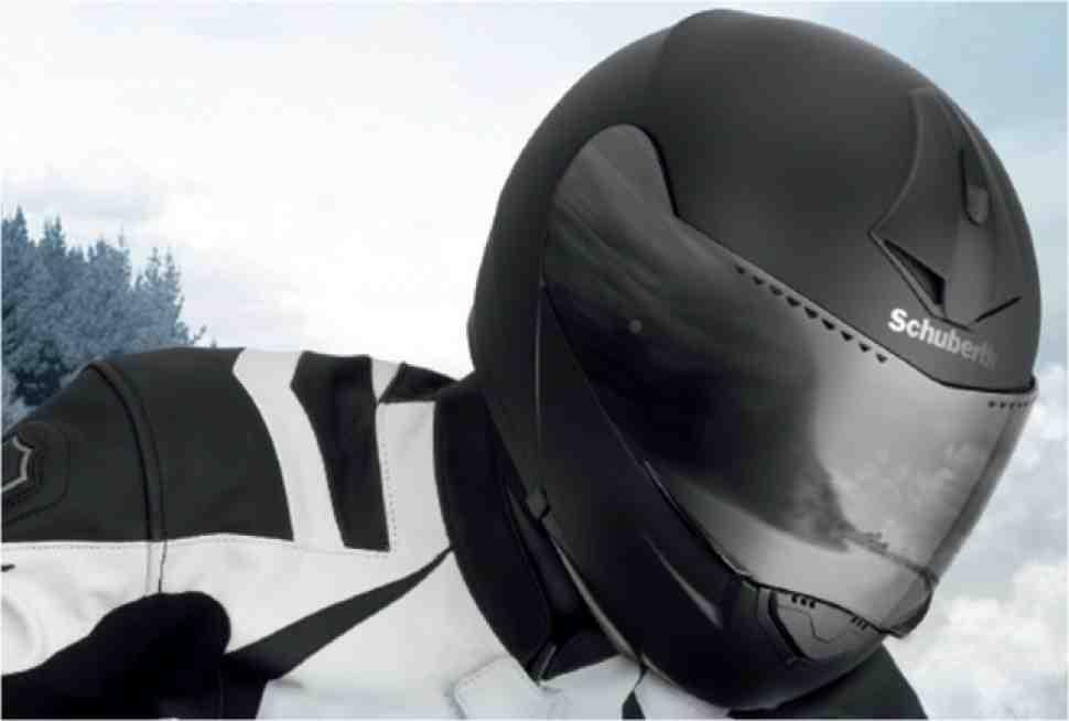 Новое поколение скоростных шлемов SCHUBERTH: краткий обзор