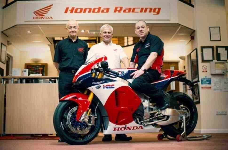 Новогоднее: первый Honda RC213V-S нашел своего владельца