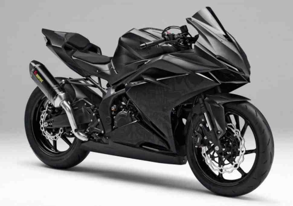 Новые концепты Honda, Suzuki, Kawasaki и Yamaha на Токийском Моторшоу