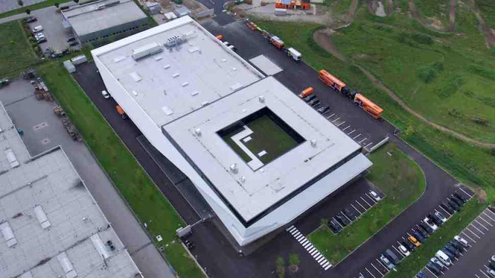 Новый штаб KTM MOTORSPORT в Мундерфинге готов