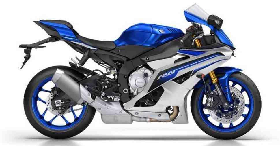 Новый внешний вид Yamaha R6 появился в японских СМИ