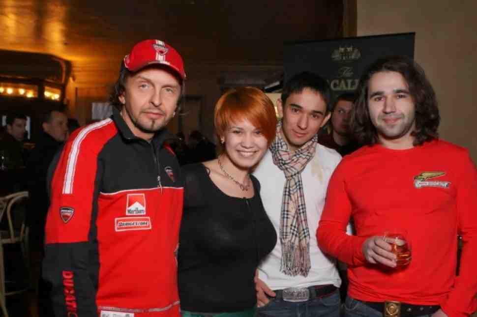 Первое мероприятие Desmo Owners Club Russia (фото)