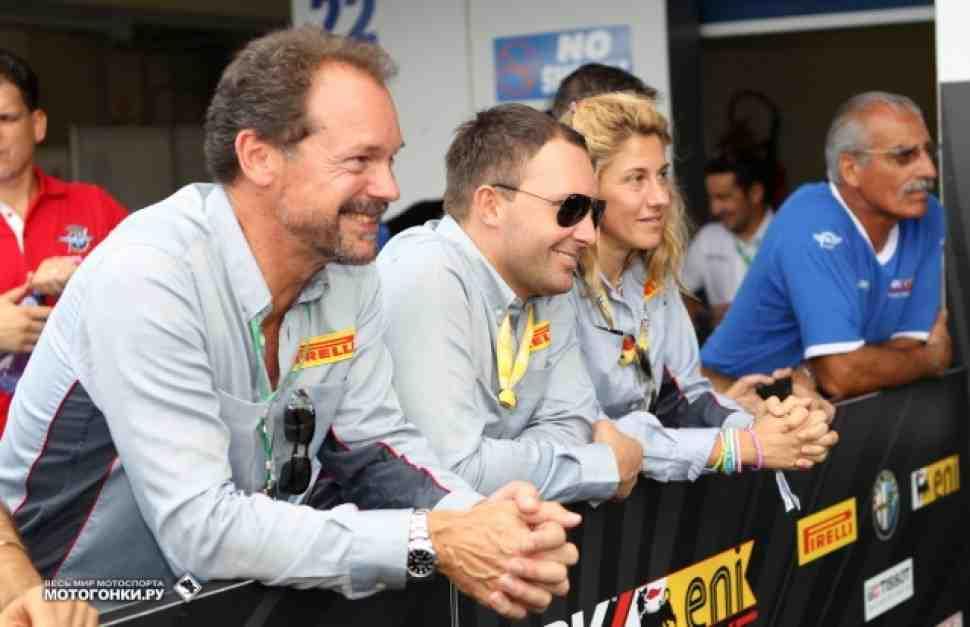 Pirelli привнесет в квалификации WorldSBK Superpole элемент неожиданности