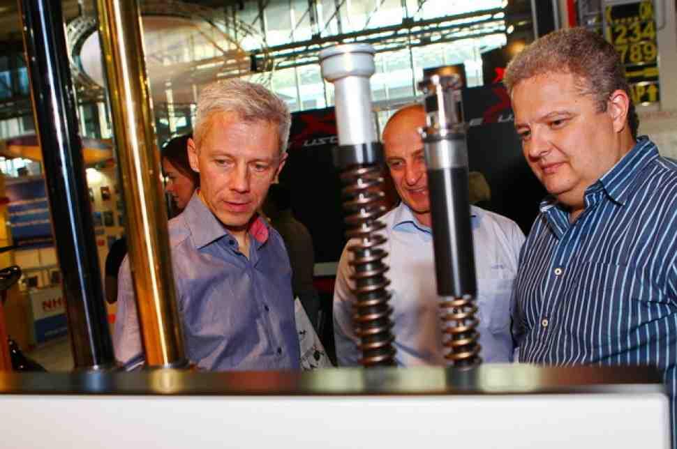 По следам EICMA-2015: Ohlins остается лидером рынка