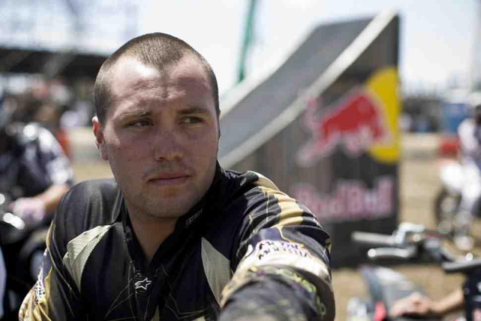 Погиб Джереми Ласк... RIP, Pitbull!