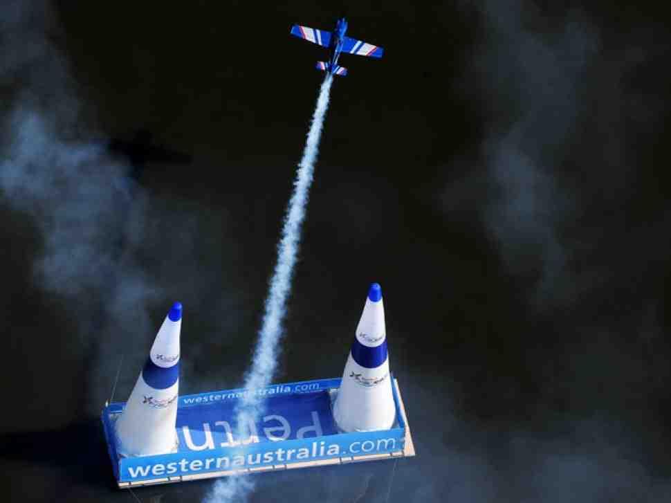 Red Bull Air Race: Обзор Сергея Рахманина о гонке в Перте