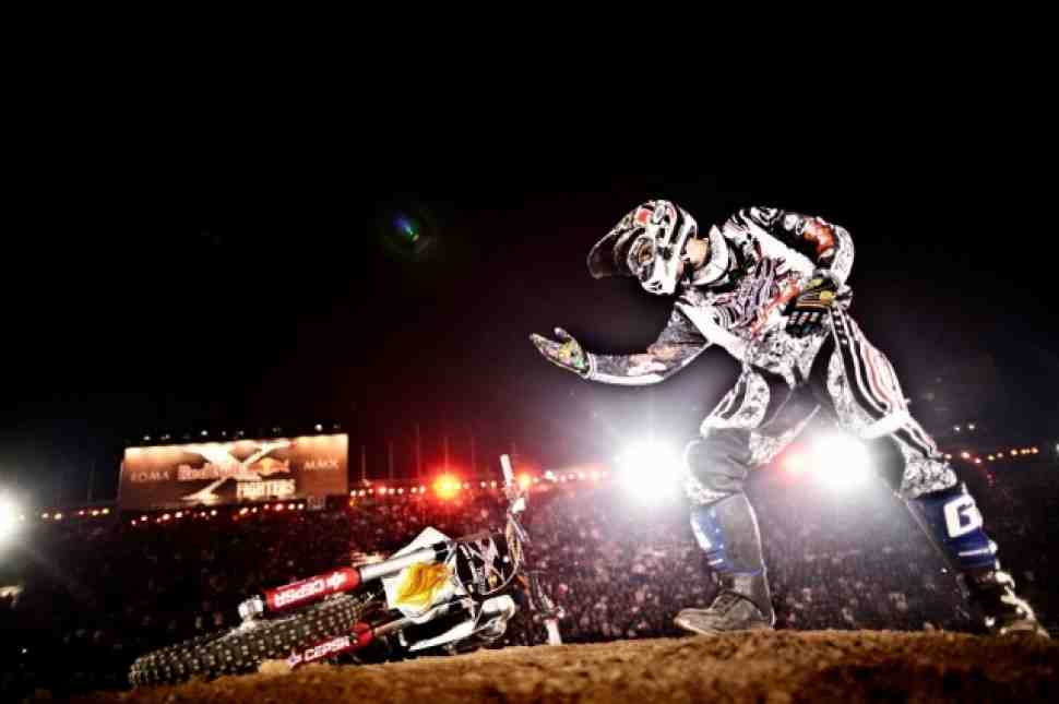 Red Bull X-Fighters 2010: последнее видео сезона