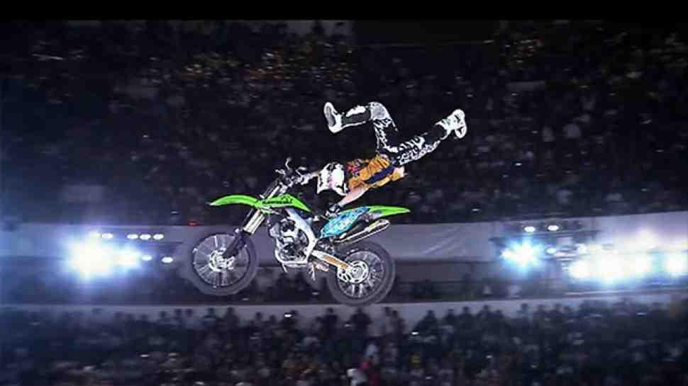 Red Bull X-Fighters 2010: видео-трейлер нового сезона