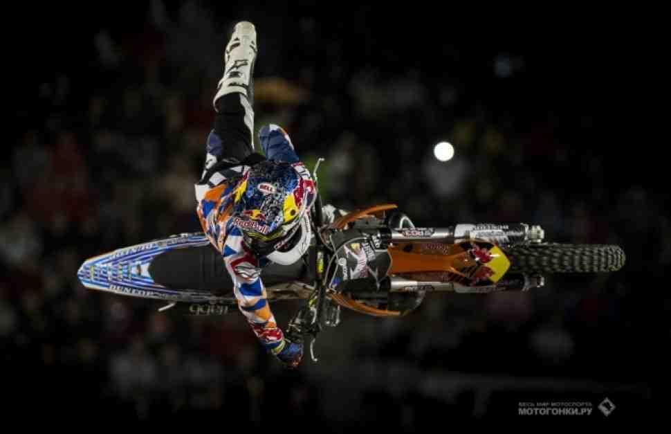 Red Bull X-Fighters 2015: Видео-обзор первого этапа в Мехико