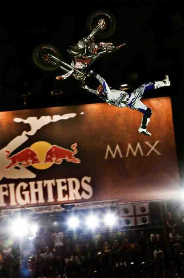Red Bull X-Fighters: итоги финала, Рим, 2010