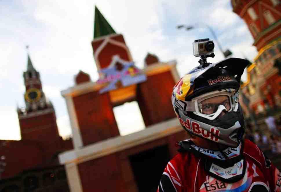 Red Bull X-Fighters, Москва - новый видеоролик