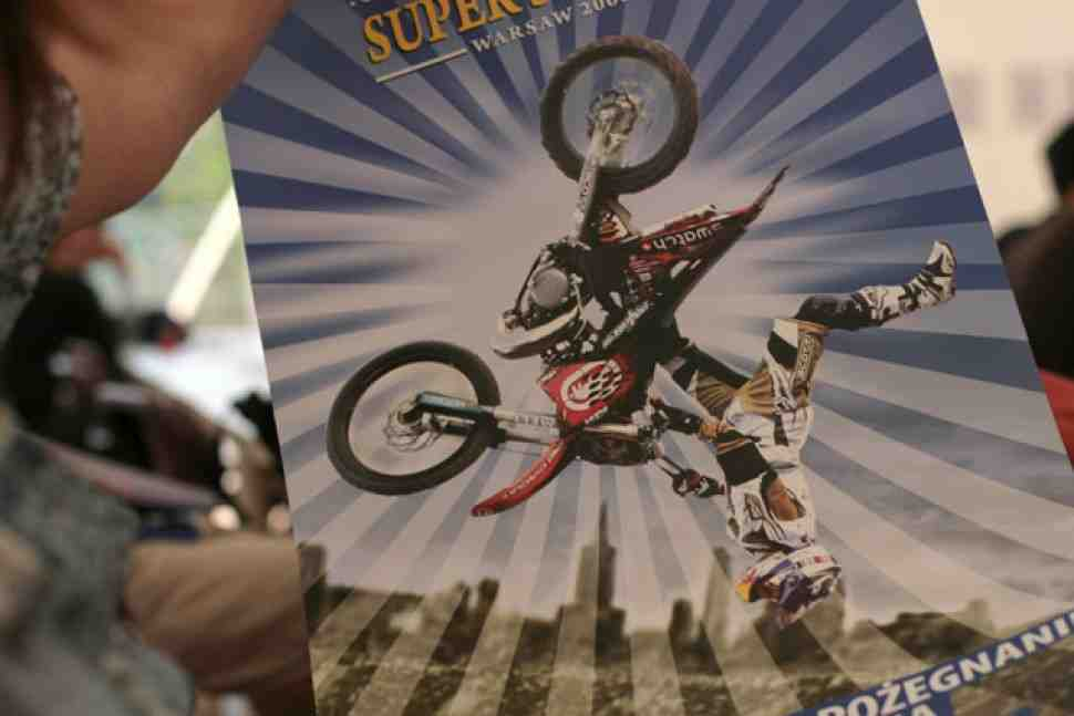 Red Bull X-Fighters: Warsaw Supersession - как это было
