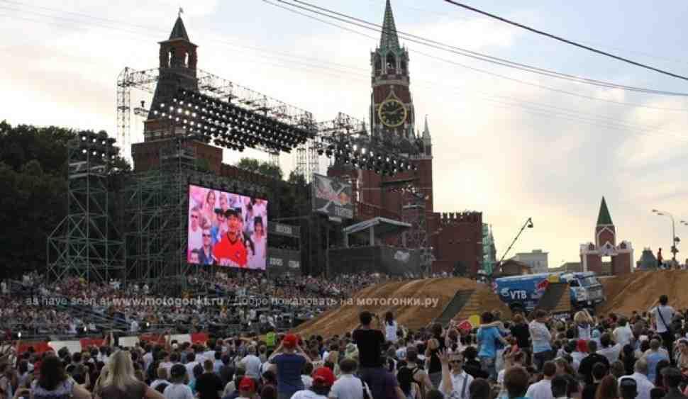 Результаты Red Bull X-Fighters - Москва, 2010