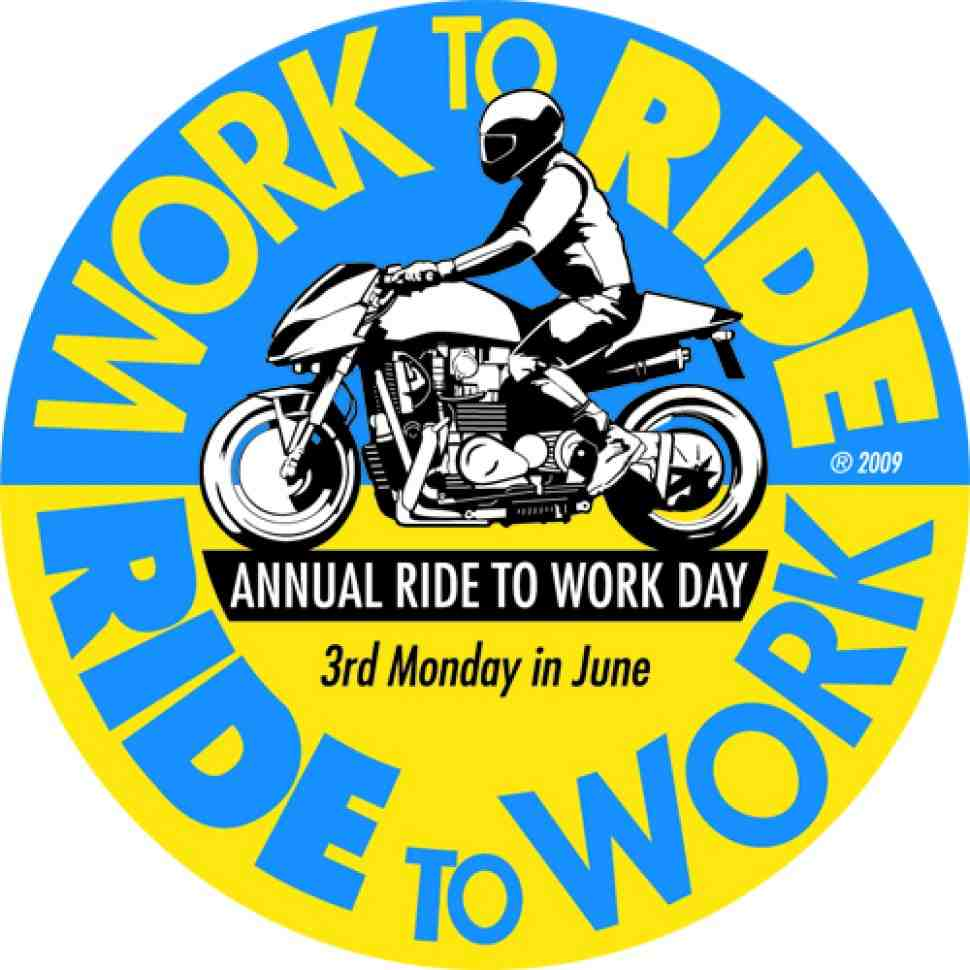 Ride to Work Day - 20 июня 2011 года