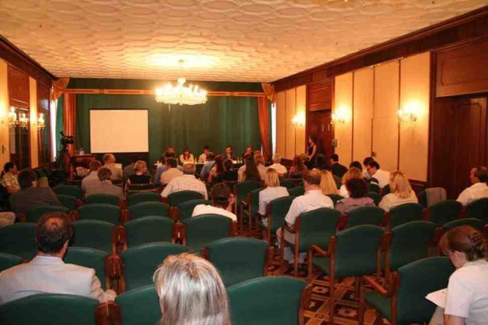 Российская спортивная страховая система - конференция